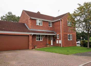 Thumbnail 4 bed detached house for sale in Bridge Meadow Close, Sedgeberrow