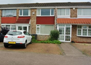 Thumbnail 3 bed terraced house to rent in Turnhouse Road, Castle Vale, Birmingham
