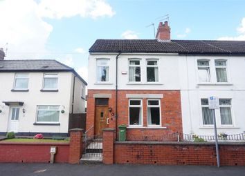 Thumbnail 3 bed semi-detached house for sale in Thorncombe Road, Blackwood, Caerphilly