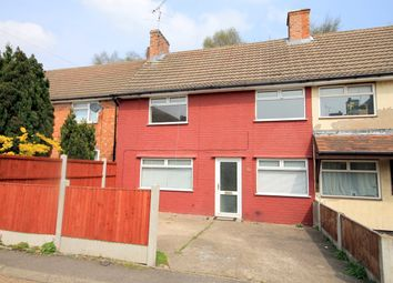 Thumbnail 3 bedroom terraced house for sale in Fourth Avenue, Rainworth, Mansfield