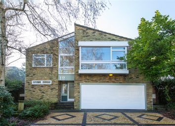 Thumbnail 5 bedroom detached house for sale in Oaklands Road, Totteridge, London