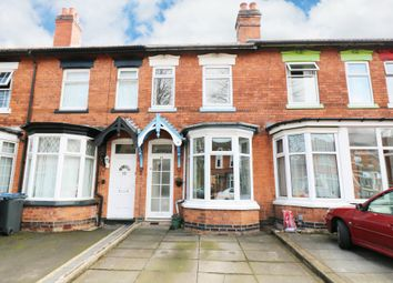 3 bed terraced house for sale in Sarehole Road, Hall Green, Birmingham B28