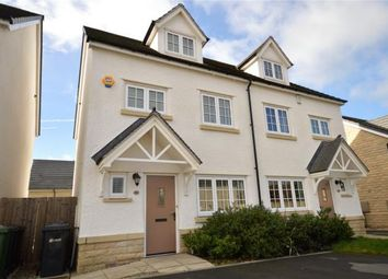 Thumbnail 4 bed semi-detached house for sale in Bletchley Road, Horsforth, Leeds