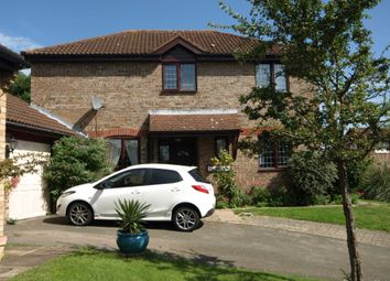 Thumbnail 4 bed detached house for sale in Benson Close, Bicester