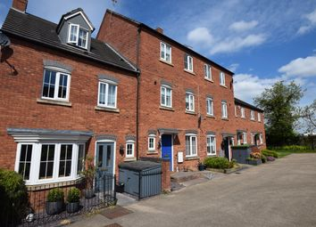Thumbnail 4 bed mews house for sale in Ealand Street, Rolleston-On-Dove, Burton-On-Trent