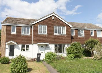 Thumbnail 3 bed terraced house for sale in Dawes Close, Clevedon
