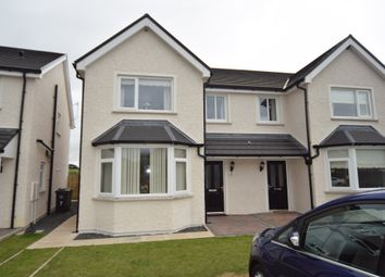 Thumbnail 4 bed semi-detached house for sale in Rose Croft, Bigland Drive, Ulverston, Cumbria
