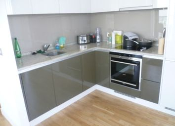 Thumbnail 1 bed flat to rent in 24 Marsh Wall, Isle Of Dogs