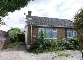 Thumbnail 2 bed bungalow for sale in Stanley Terrace, Sun Street, Billericay