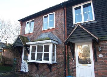 Thumbnail 3 bed end terrace house to rent in Brookenbee Close, Rustington, Littlehampton