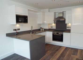 Thumbnail 1 bed flat to rent in Bridgewater House, 88 Park Road, Timperley