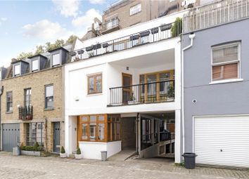 Thumbnail 3 bed property to rent in Leinster Mews, London