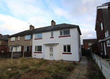 Thumbnail 3 bedroom semi-detached house to rent in Brampton Avenue, Thurcroft, Rotherham