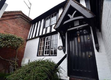 3 bed terraced house for sale in The Square, Alvechurch, Birmingham B48