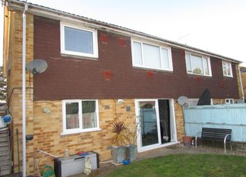 Thumbnail 2 bed maisonette for sale in Hithermoor Road, Stanwell Moor