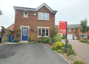 Thumbnail 3 bed detached house for sale in Plantation Close, Buckshaw Village, Chorley
