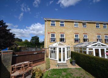 Thumbnail 4 bed town house for sale in Gray Place, Ottershaw, Chertsey
