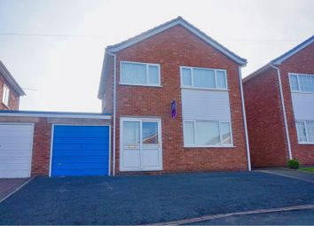 Thumbnail 3 bedroom link-detached house for sale in Richmond Avenue, Telford
