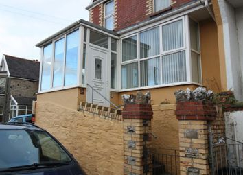 Thumbnail 2 bedroom end terrace house to rent in Park Hill Road, Ilfracombe