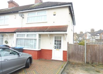 Thumbnail 2 bed terraced house to rent in Stowe Gardens, Edmonton