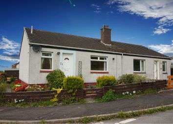 Thumbnail 1 bed semi-detached bungalow for sale in Shearwater Road, Dumfries