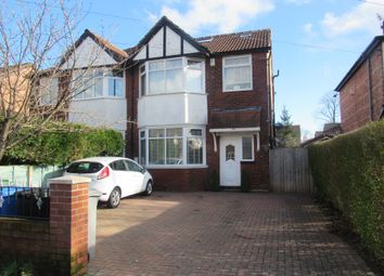 4 bed semi-detached house for sale in Chassen Court, Church Road, Urmston, Manchester M41