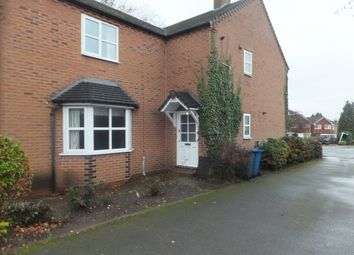 Thumbnail 2 bed maisonette to rent in Trinity Close, Shenstone
