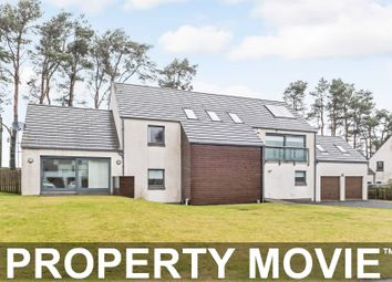 Thumbnail 4 bed detached house for sale in River View, Lanark