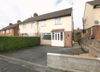 Thumbnail 2 bed semi-detached house to rent in St. Johns Road, Biddulph, Stoke-On-Trent