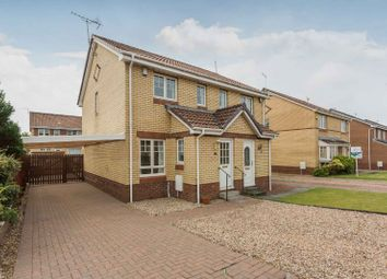 Thumbnail 2 bed semi-detached house for sale in Knock Jargon Court, Saltcoats, North Ayrshire