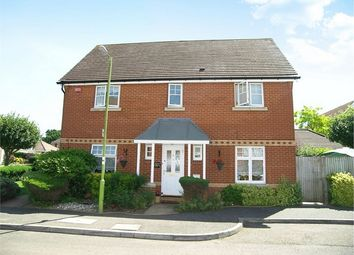 Thumbnail 4 bedroom detached house for sale in Ranworth Gardens, Potters Bar
