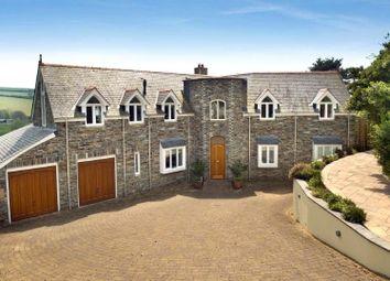 Thumbnail 5 bed detached house for sale in South Milton, Kingsbridge, Devon