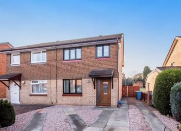 Thumbnail 3 bed semi-detached house for sale in Birrell Drive, Dunfermline