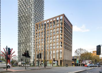 Thumbnail 1 bed flat for sale in Azure Building, 59 Great Eastern Road, London