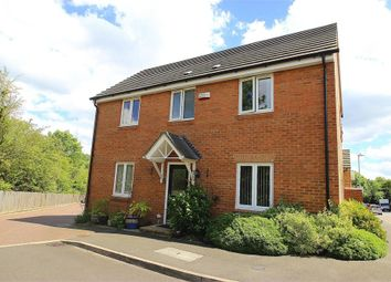 Thumbnail 4 bed detached house for sale in Morris Avenue, Uxbridge, Middlesex