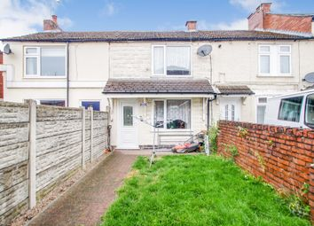 Thumbnail 2 bed terraced house for sale in High Street, Somercotes, Alfreton