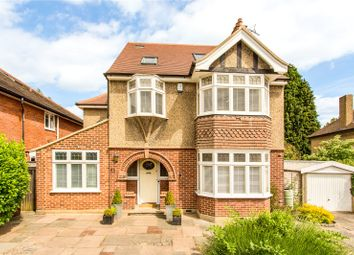Thumbnail 5 bedroom detached house for sale in Battlefield Road, St. Albans, Hertfordshire