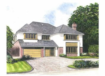 Thumbnail 6 bed detached house for sale in Hammonds End View, Harpenden, Hertfordshire