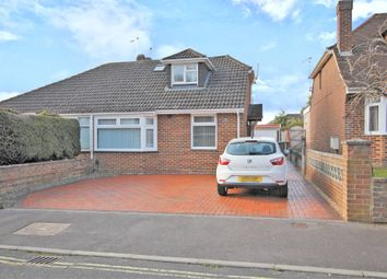 Thumbnail 3 bed semi-detached house for sale in Paxton Road, Fareham