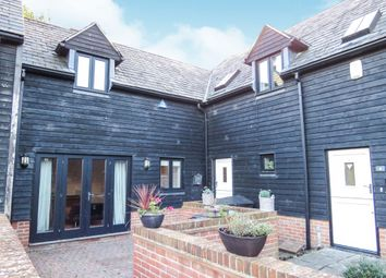 Thumbnail 3 bed cottage for sale in Timsbury Court, Steventon, Abingdon