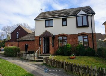 Thumbnail 3 bedroom detached house to rent in Arncliffe Drive, Heelands, Milton Keynes