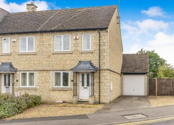 Thumbnail 2 bed semi-detached house to rent in Gresley Drive, Stamford, Lincs