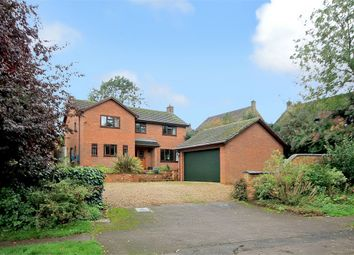 Thumbnail 4 bed detached house for sale in Church Road, Spratton, Northampton