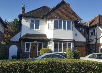 Thumbnail 4 bed detached house for sale in Avondale Avenue, Thames Ditton