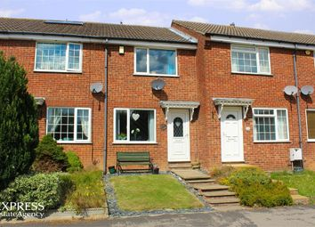 Thumbnail 2 bed terraced house for sale in Priest Close, Hunmanby, Filey, North Yorkshire