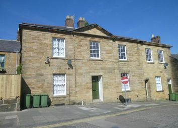 Thumbnail 2 bed flat to rent in St. Michaels Lane, Alnwick