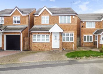 Thumbnail 3 bed detached house for sale in Parklands Way, Wardley, Gateshead