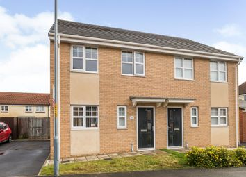 Thumbnail 3 bed semi-detached house for sale in Welwyn Close, Stockton-On-Tees