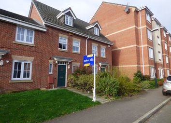 Thumbnail 3 bed terraced house to rent in Atlantic Way, Pride Park, Derby