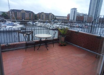 Thumbnail 2 bed flat to rent in Anchor Court, Marina